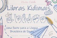 Fonte Libras Kidimais Product Image 1