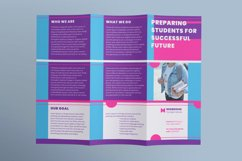 Education Brochure Trifold Product Image 2