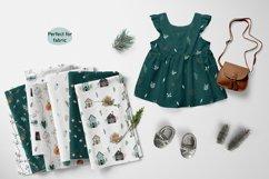 Christmas Art illustration, Nursery art Product Image 2