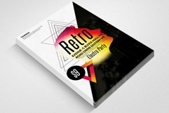 Retro Party Flyer Template Product Image 2
