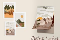 Abstract Landscape Creation Kit Product Image 4