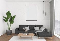 Interior mockup bundle - blank wall mock up Product Image 3