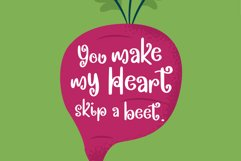 Spring Beets Font Product Image 2