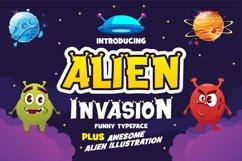 Alien Invasion Product Image 1