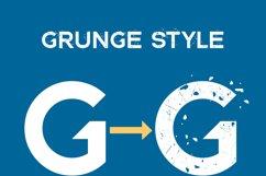 GEO BIN Grunge Product Image 2