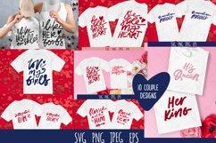 Valentines SVG bundle. Valentine mega bundle 6 in 1. Product Image 4