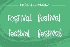 Tiki Tiki Festival Font Duo Product Image 2