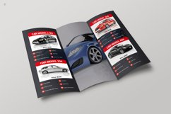 Car Rental TriFold Template Product Image 5