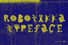 Robotikka Typeface Product Image 1