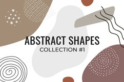 Abstract shapes collection #1 Product Image 1