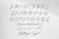 Gasthony - Signature Font Product Image 9