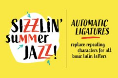 Active Font Family Product Image 5