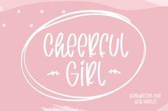 cheerful girl Product Image 1