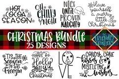 Christmas Bundle - 25 Designs Product Image 1