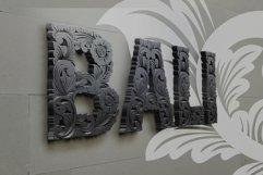 Balian Typeface Product Image 4