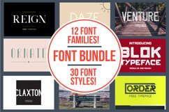 Typeface Bundle Product Image 1