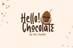 Caramel Chestnut - Handwritten Font Product Image 2