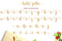 Hello Jatta - Web Font Product Image 3