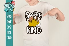 Smore King Camping SVG Product Image 1