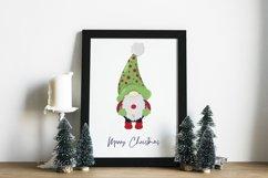 Christmas gnomes SVG. Sublimation Design Product Image 3