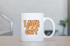 Cat Meow - Cute Display Font Product Image 2