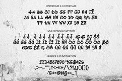 Web Font Maniaco Font Product Image 5