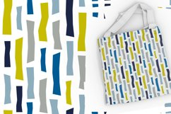 Blueberry paper cut style patterns Product Image 2