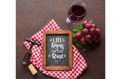 Wine SVG Bundle design set Product Image 3