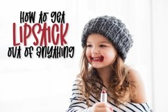 Mister Charming - A Quirky Marker Font! Product Image 4