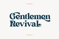 Gentlemen Revival Product Image 1