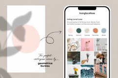 Instagram Highlight Covers Floral Colours Product Image 5