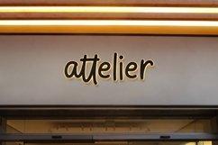 Web Font Katterina - Joyful Handlettering Font Product Image 6