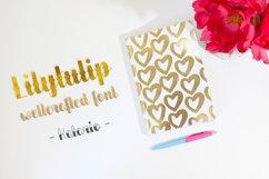 Lilytulip Script Font Product Image 4