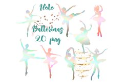 Holo Ballerinas - Hologram Silhouette Product Image 3