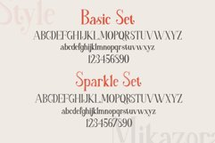 mikazora || Beautiful Display Font Product Image 6