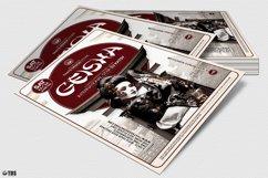 Geisha Night Flyer Template V5 Product Image 4