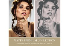 MATTE LIGHTROOM PRESETS, PHOTOSHOP ACTIONS AND ACR PRESETS Product Image 4