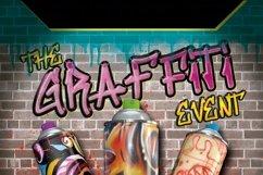 Wall Bomber - Urban Graffiti Font Product Image 4