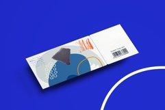 Shake this art! Collage pattern set. Product Image 3
