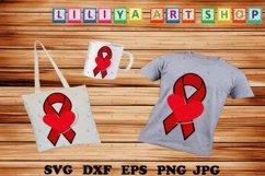 Heart disease awareness svg Product Image 1