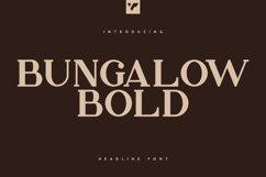 Bungalow Headline Bold Product Image 1