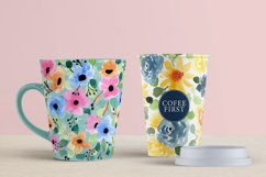 4 in 1 - Floral Watercolor Graphic Bundle Product Image 5