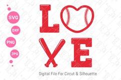 Baseball Stitches SVG   Softball svg   svg dxf png Product Image 1