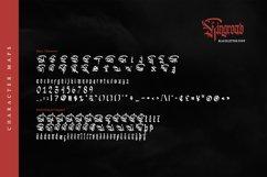 Kingroad-Autentic Blackletter Font Product Image 6
