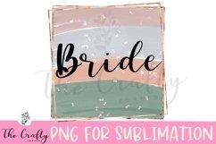 Bride Sublimation Design Product Image 1