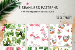 Tropical summer patterns Product Image 6