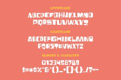 Fun Blob - Funny Kids Font Product Image 15