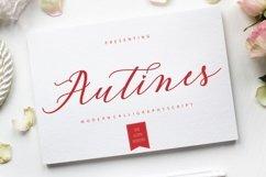 Autines Script Product Image 1