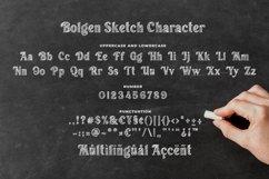 Bolgen Handlettering Serif font Product Image 9
