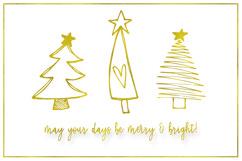 Christmas Symbols Font Product Image 4